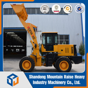 Front End Wheel Loader with Engine 85kw 2.2 Ton Capacity pictures & photos
