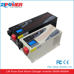 Power Star Solar Sine Wave Inverter With Charger 70amp (LW1000W-LW6000W) pictures & photos