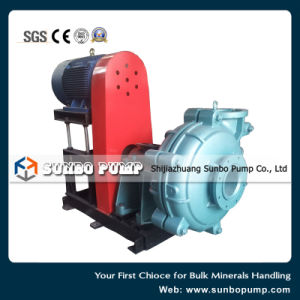 Centrifugal Horizontal Filter Press Feeding Sludge Pump pictures & photos