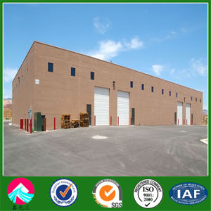 Prefabricated Steel Frame Housing Structural Shopping Mall Building pictures & photos