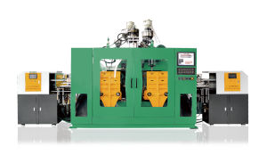 PE Jerry Can Extrusion Blow Molding Machine (JG-ZK) pictures & photos