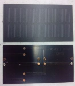 Small Solar Panels (118X63mm 5.5V 200mA) pictures & photos