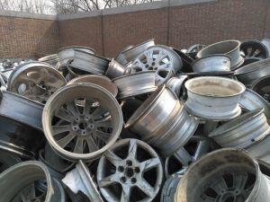Pure 99.9% Aluminum Scrap 6063 / Alloy Wheels Scrap pictures & photos