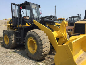 High Quality of Used Excavator Komatsu (WA380-3) pictures & photos