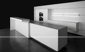 High Gloss White Kitchen, Baked Paint Kitchen Furniture pictures & photos