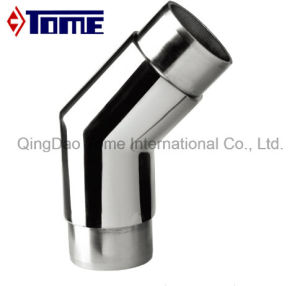 Stainless Steel Handrail Fitting 135 Degree Elbow pictures & photos