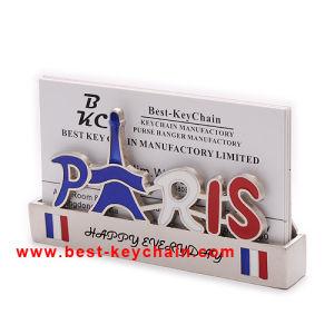 Souvenir Custom Business Metal Card Holder (BK53374) pictures & photos