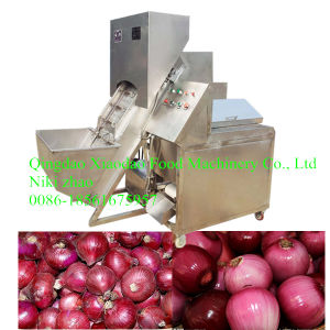Industrial Commercial Onion Peeling Machine/Onion Peeler Machine pictures & photos