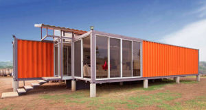 Luxury Container House (YN-XF-1) pictures & photos