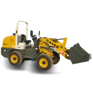1ton Mini Wheel Loader with CE Certificate pictures & photos