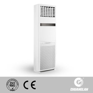 Floor Standing Type Hybrid Solar Air Conditioner pictures & photos