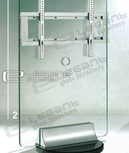 Glass LCD TV Stand -T034 pictures & photos