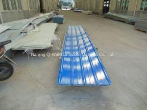FRP Panel Corrugated Fiberglass/Fiber Glass Color Roofing Panels C172012 pictures & photos