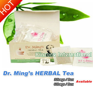 Dr. Ming Slimming Tea Chiese Herbal Dr. Ming′s Tea pictures & photos