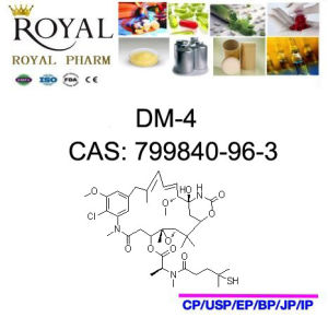Good Quality Low Price Maytansinoid Dm-4, CAS: 799840-96-3 pictures & photos