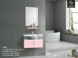 Bathroom Vanity Set / Modern Stainless Steel Bathroom Vanity Set (J-8685)