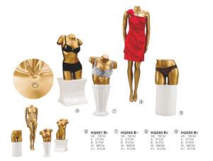 Golden Undewear Headless Female Mannequins pictures & photos