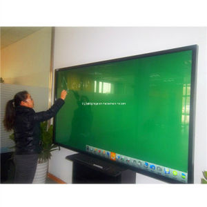 98-Inch Indoor One Shows Digital Signage Touch Screen, Meeting Room Screens
