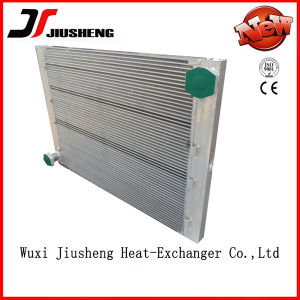OEM Aluminum Plate Bar Heat Exchanger for Excavator Cooling System