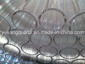 Good Appearance Transparent Qartz Glass Tube for Sale pictures & photos