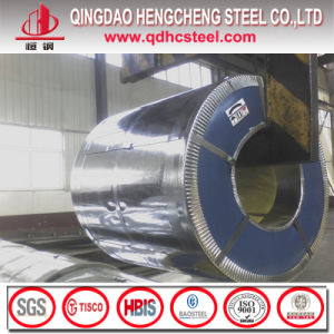 Shandong Dx51d Z275 Cold Rolled Galvanized Steel Coil pictures & photos