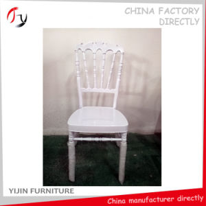 Decorative Fancy Head White Latest Napoleon Chair (AT-277) pictures & photos