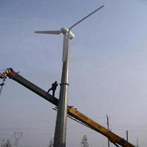 Low Speed Wind Generator 20kw Power Set