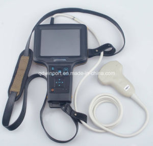 Total Waterproof Handheld Veterinary Ultrasound with High Image Quality pictures & photos