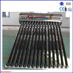 High Quality China Made Pressurized Solar Water Heater pictures & photos