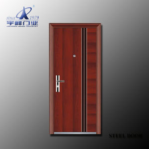 Latest Design Steel Security Door pictures & photos