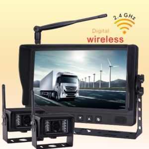 2.4G Wireless High-Definition Night Vision CMOS Backup Camera System pictures & photos