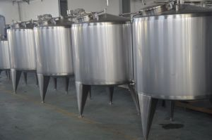 High Quality 1000L Milk Agitator Tank pictures & photos