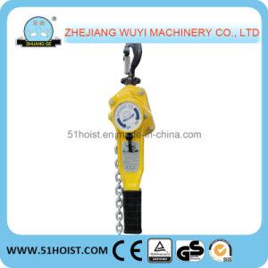 Shuangge Hsh-D Type 0.75 Ton Hand Lever Hoist