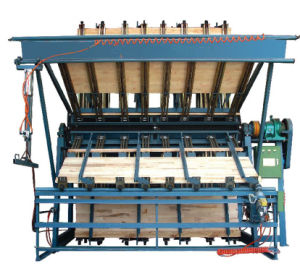 My-2500-20b Hydraulic Wood Composer Machine