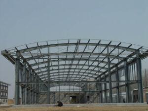 Steel Structure/Fast Construction Steel Building / Mild Steel