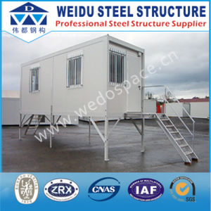 Insulated Demountable Container House (WD102726)