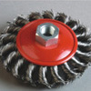 Bevel Brush with Nut (85mm~150mm diameter)