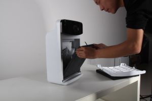 Energy Saving Air Purifiers Made in China (CLA-08B) pictures & photos