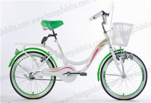 "26"" Alloy Frame City Bike with Rear Carrie for Lady (HC-TSL-LB-71036) pictures & photos"