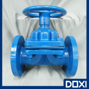 DIN JIS Asme PFA Diaphragm Valve pictures & photos