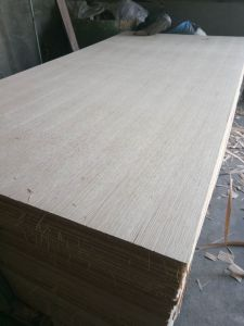 1220*2440mm Red Oak /Sapeli/Teak/Beech/Walnut Veneer MDF pictures & photos