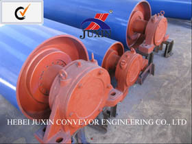 Conveyor Belt Snub/Tail Pulley Drum for Coal Cement pictures & photos