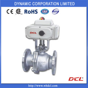 CE CSA Approved Electric Regulating Valve Actuator pictures & photos