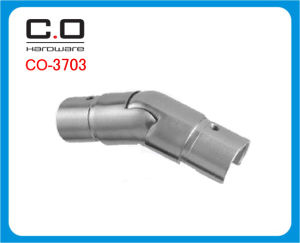 Slotted Pipe Fitting/Channel Pipe Fitting/Channel Pipe Adjustable Tube Connector pictures & photos