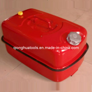 Horizontal Type Oil Drum Fuel Tank