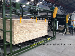 4 Feet Plywood Splicing Machine Composing Machinery pictures & photos
