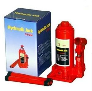 5T Hydraulic Bottle Jack (J20205) pictures & photos