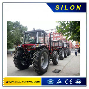 China 130HP Tractor with All Kinds of Implement (SL1304) pictures & photos