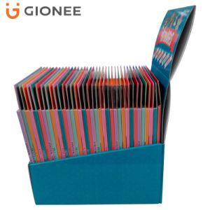 Paper Board Counter Display Packaging Box for Slipcase pictures & photos