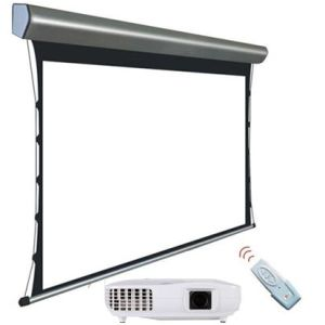 Home Cinema Tab Tension Projection Screen